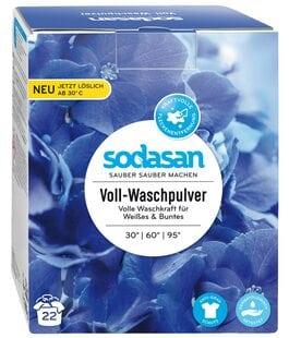 Стиральный порошок-концентрат для удаления стойких загрязнений Sodasan