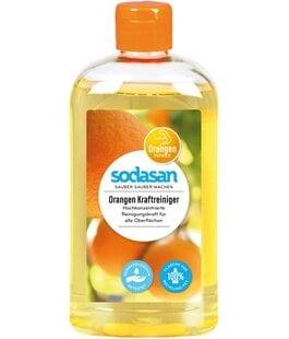 Универсальное моющее средство апельсин Sodasan