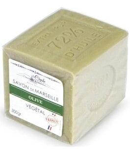 Мыло марсельское Олива Vegetal Savon de Marseille La Cigale