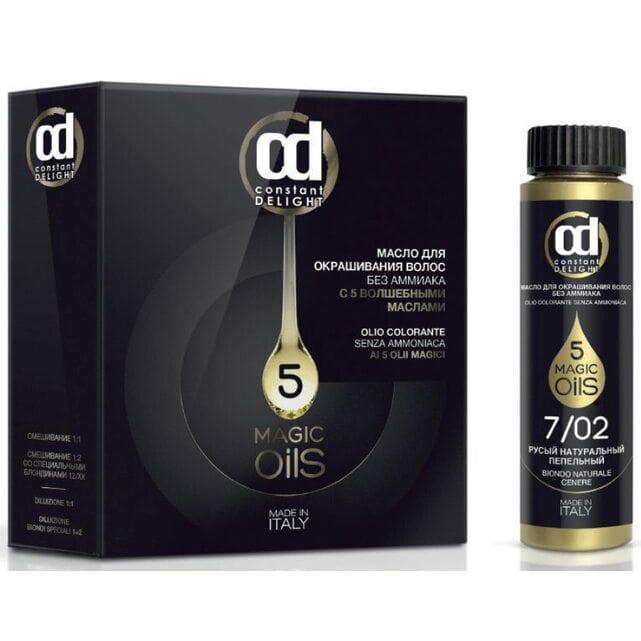 Constant Delight 5 Magic Oils Масло для окрашивания волос 50 мл