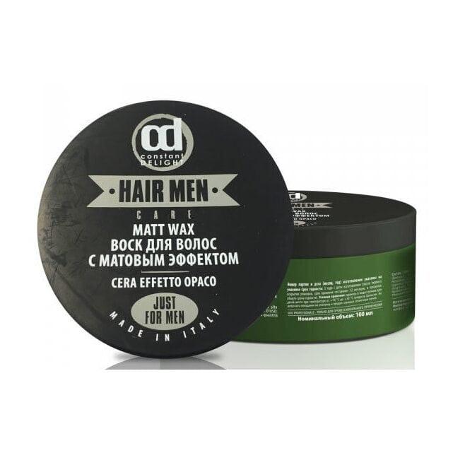 Constant Delight Barber Воск для волос с матовым эффектом 100 мл
