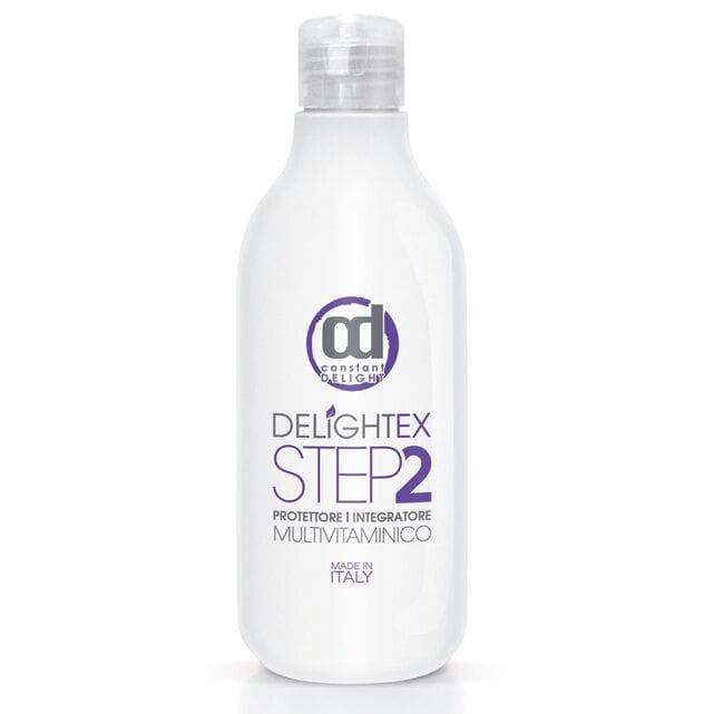 Constant Delight Delightex Эликсир-крем Шаг 2 мультивитаминная защита после осветления и окрашивания волос 250 мл