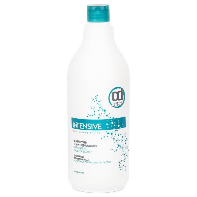 Constant Delight Intensive Шампунь с минералами питание и защита волос 1000 мл
