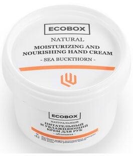 Питательный и увлажняющий крем Облепиха Ecobox