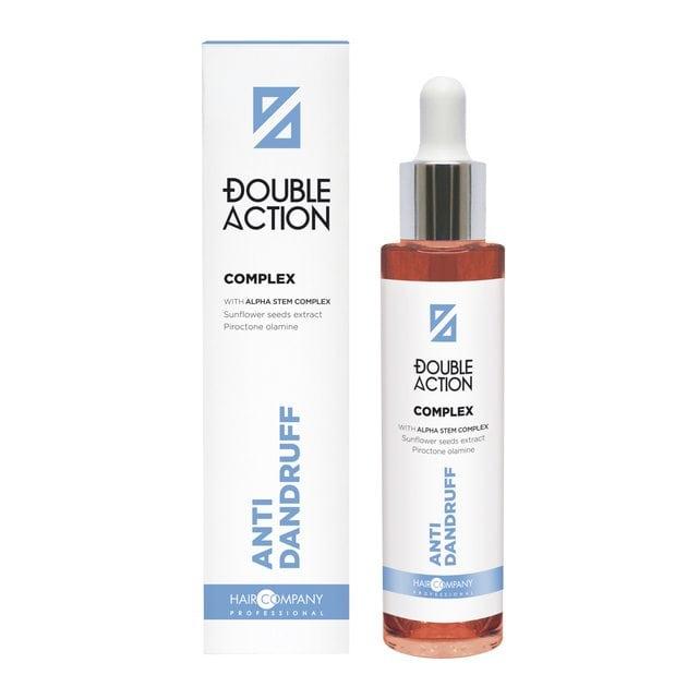 Hair Company Double Action Комплекс против перхоти 50 мл