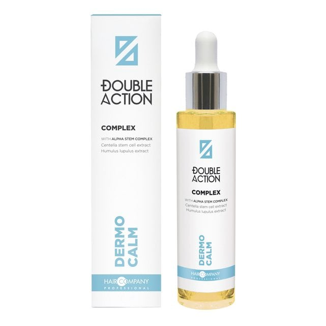 Hair Company Double Action Комплекс смягчающий 50 мл