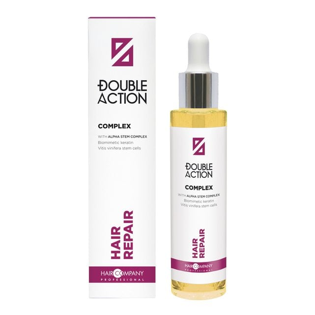 Hair Company Double Action Комплекс восстанавливающий 50 мл
