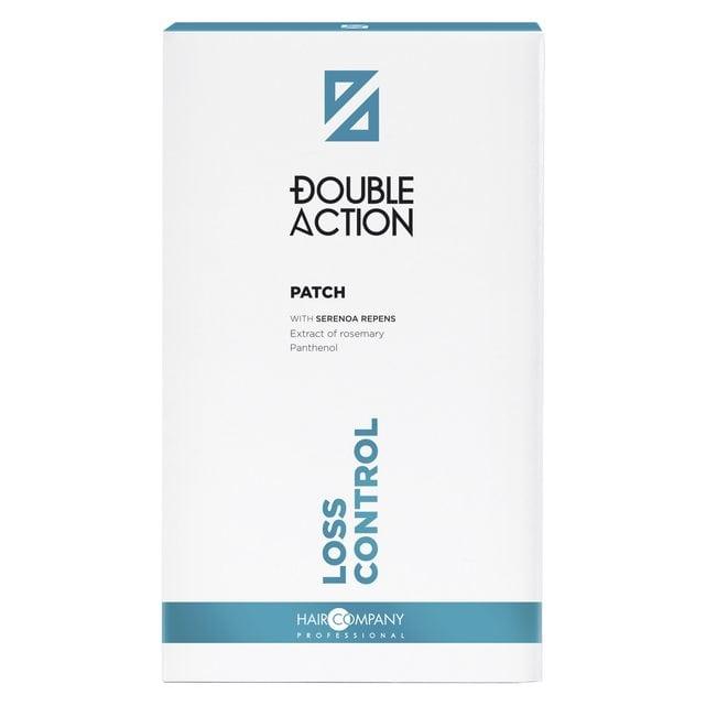 Hair Company Double Action Пластыри против выпадения волос 30 шт