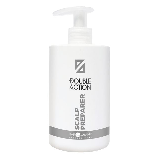 Hair Company Double Action Подготовительное средство для кожи головы 500 мл
