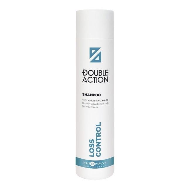 Hair Company Double Action Шампунь против выпадения волос 250 мл