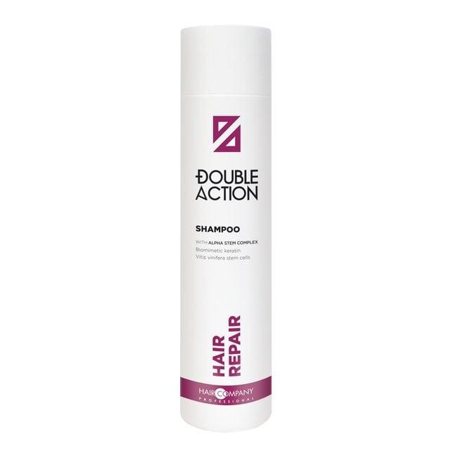 Hair Company Double Action Шампунь восстанавливающий 250 мл