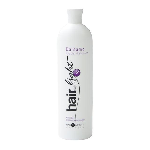 Hair Company Natural Light Бальзам двойное увлажнение 1000 мл