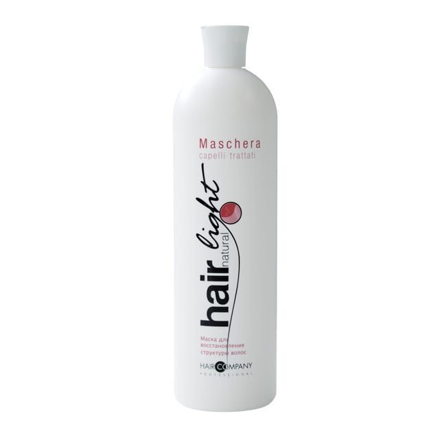 Hair Company Natural Light Маска для восстановления структуры волос 1000 мл
