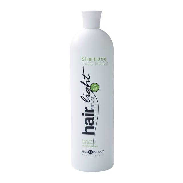 Hair Company Natural Light Шампунь для частого использования 1000 мл