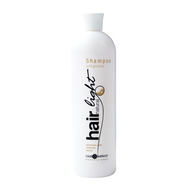 Hair Company Natural Light Шампунь для жирных волос 1000 мл