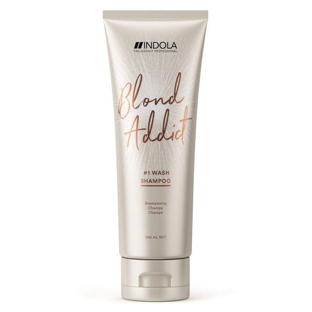 Indola Blond Addict Шампунь для всех типов волос