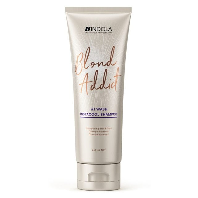 Indola Blond Addict Шампунь Instacool 250 мл