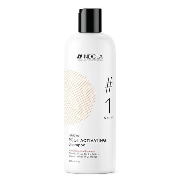 Indola Root Activating Шампунь для роста волос 300 мл