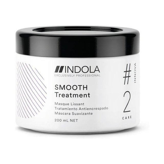 Indola Smooth Разглаживающая маска для волос 200 мл