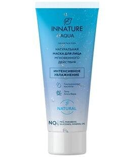 Натуральная маска мгновенного действия AQUA Innature