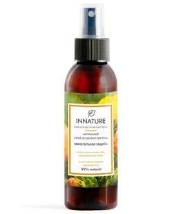 Спрей-дезодорант Минеральная защита Innature