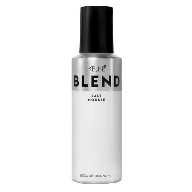 KEUNE Blend Salt Mousse Мусс морская соль 200 мл