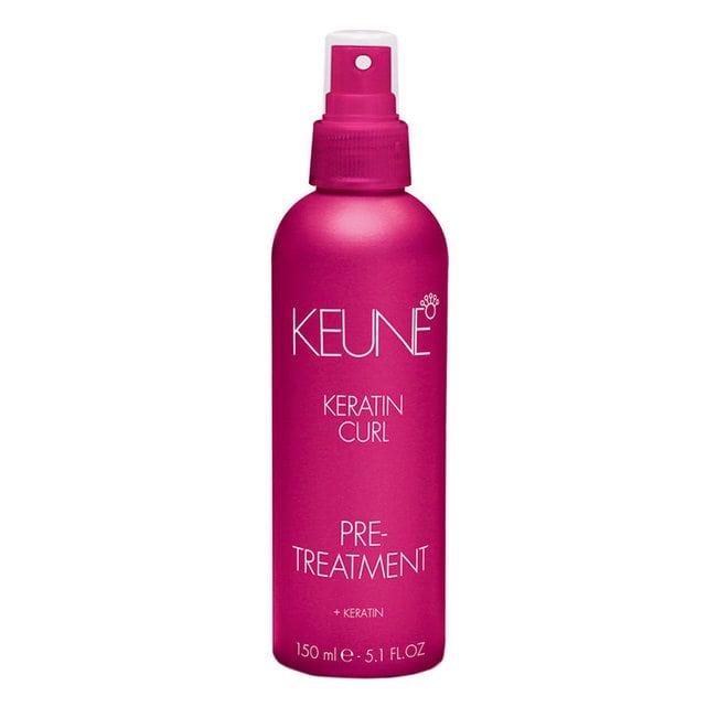 KEUNE Keratin Curl Защитный спрей кератиновый локон 150 мл