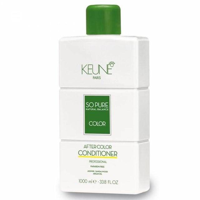 KEUNE So Pure Color Кондиционер после окрашивания 1000 мл