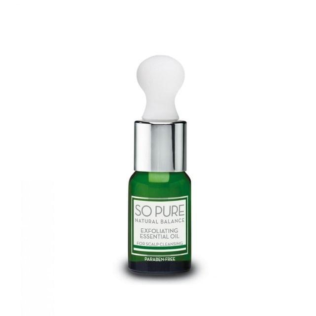 KEUNE So Pure Exfolating Обновляющее эфирное масло от перхоти 10 мл