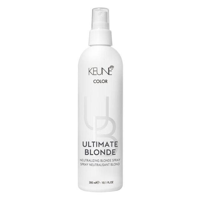 KEUNE Ultimate Blonde Нейтрализующий блонд-спрей 300 мл
