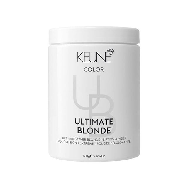 KEUNE Ultimate Blonde Осветляющая пудра 500 г