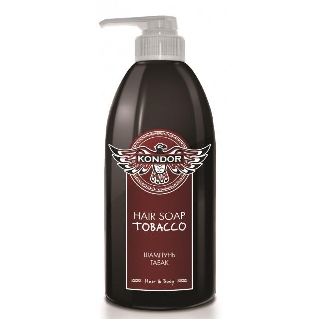 KONDOR Hair&Body Шампунь Табак 750 мл