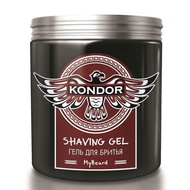 KONDOR My Beard Гель для бритья баночка 250 мл