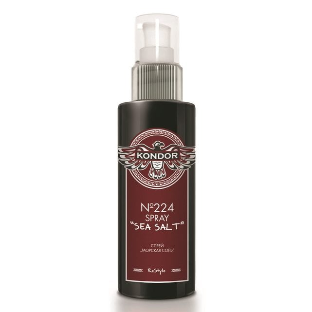 KONDOR Re Style №224 Спрей для укладки волос Морская соль 100 мл