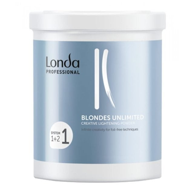Londa Blondes Unlimited Креативная осветляющая пудра 400 г
