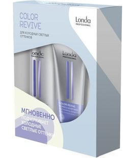 LONDA Color Revive Набор Blonde Silver