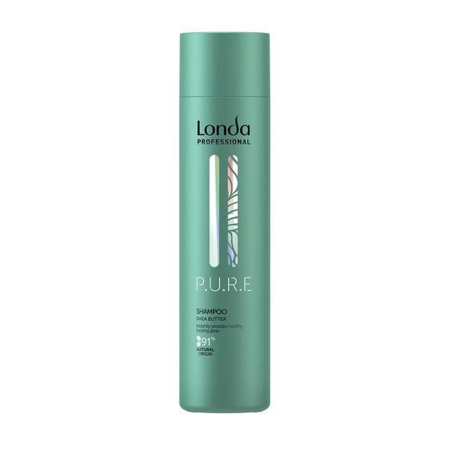 Londa P.U.R.E. Natural Шампунь для естественного сияния волос