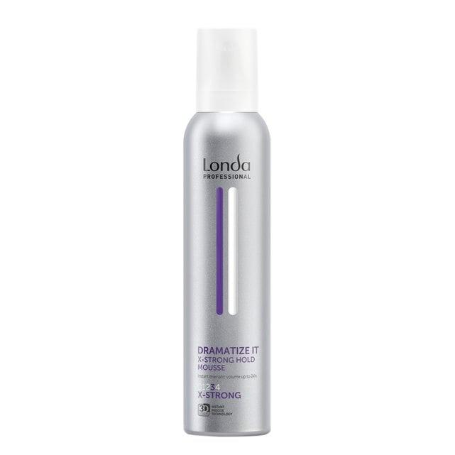 Londa Styling Пена для укладки волос экстрасильная фиксация Dramatize It