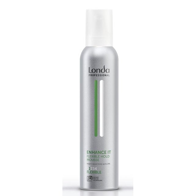 Londa Styling Пена для укладки волос нормальная фиксация Enhance It 250 мл