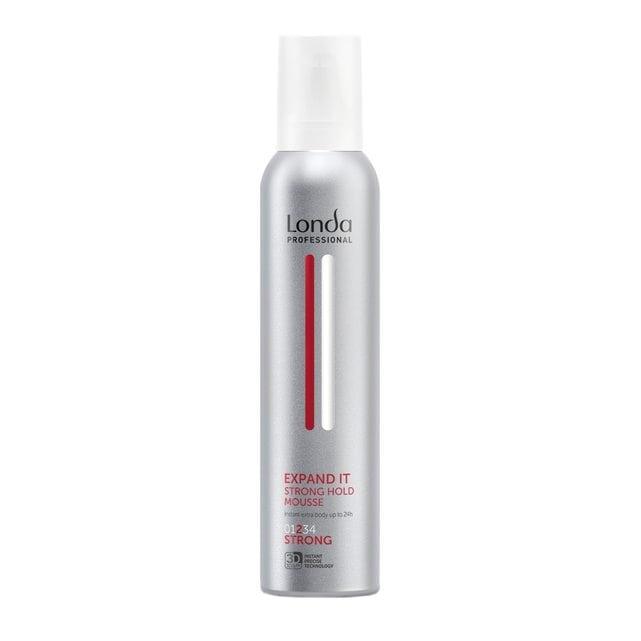 Londa Styling Пена для укладки волос сильная фиксация Expand It 250 мл