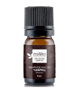 Эфирное масло Чабрец Cosmos Organic MiKo