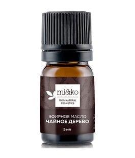Эфирное масло Чайное дерево Cosmos Organic MiKo