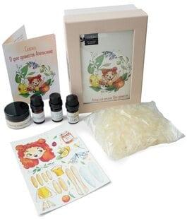 Набор для девочек Фея ароматов туалетное мыло Апельсин MiKo