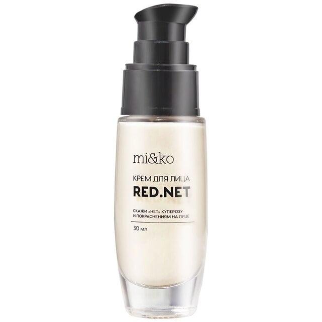 MiKo Крем для лица от купероза Red.Net 30 мл