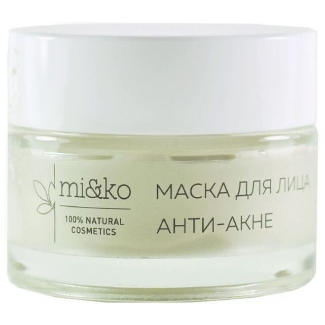 MiKo Маска для лица Анти-Акне Cosmos Organic 50 мл