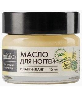 Масло для ногтей Иланг-иланг укрепляющее и отбеливающее MiKo