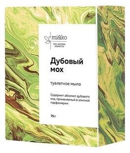 Туалетное мыло Дубовый мох MiKo