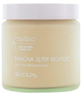 Маска восстанавливающая Янтарь MiKo