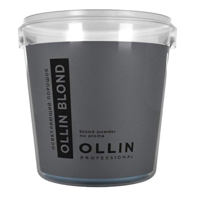 Ollin Blond Осветляющий порошок без аромата Blond Powder No Aroma 500 г