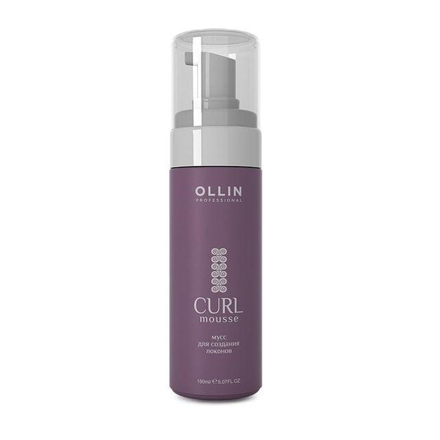 Ollin Curl Hair Мусс для создания локонов 150 мл